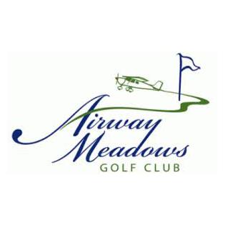 Logo of golf course named Airway Meadows Golf Course