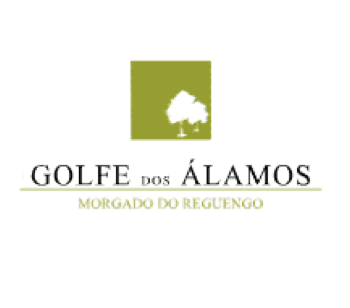 Logo of golf course named Alamos Golf Club