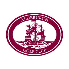 Logo of golf course named Aldeburgh Golf Club