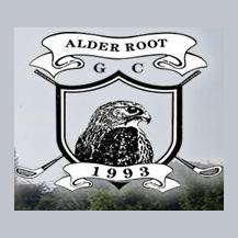 Logo of golf course named Alder Root Golf Club