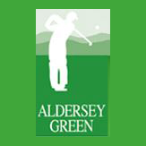 Logo of golf course named Aldersey Green Golf Club