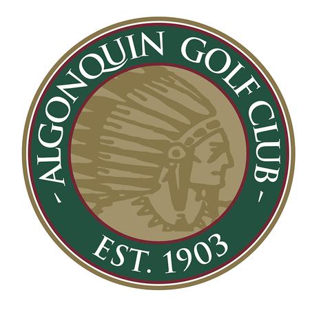Logo of golf course named Algonquin Golf Club