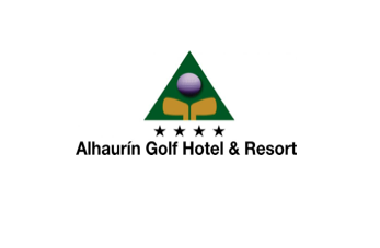 Logo of golf course named Alhaurin Golf
