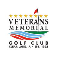 Logo of golf course named All Vets Golf Club