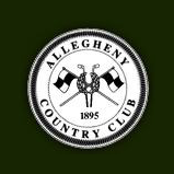 Logo of golf course named Allegheny Country Club
