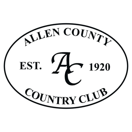 Logo of golf course named Allen County Country Club Golf Course
