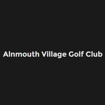 Logo of golf course named Alnmouth Village Golf Club