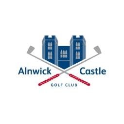 Logo of golf course named Alnwick Golf Club