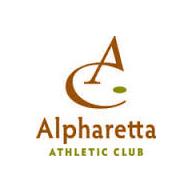 Logo of golf course named Alpharetta Athletic Club