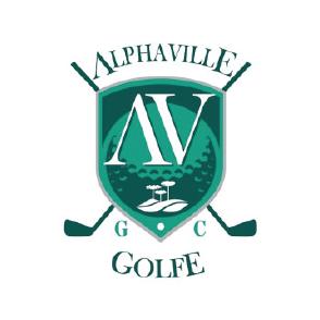 Logo of golf course named Alphaville Graciosa Clube