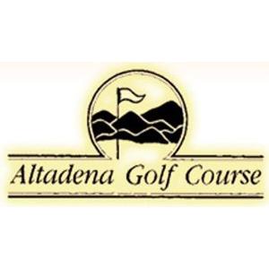Logo of golf course named Altadena Golf Course