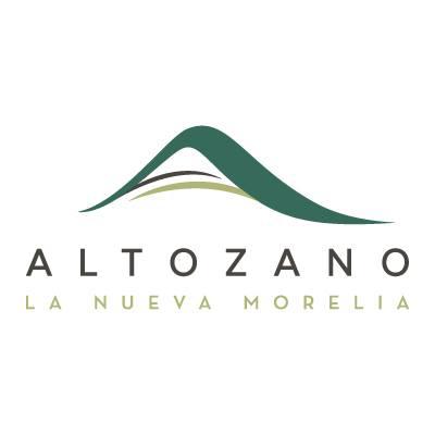 Logo of golf course named Altozano Golf Club