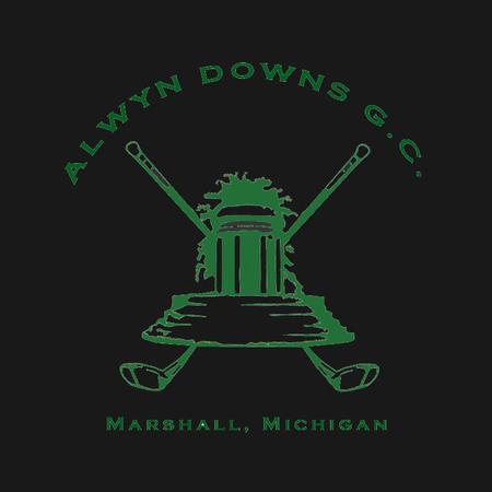 Logo of golf course named Alwyn Downs Golf Course