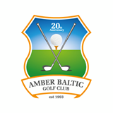 Logo of golf course named Amber Baltic Golf Club