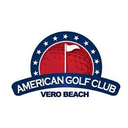 Logo of golf course named American Golf Club Vero Beach