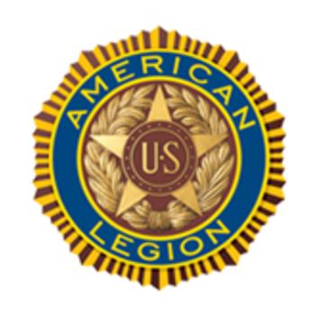Logo of golf course named American Legion Golf Course