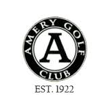 Logo of golf course named Amery Golf Club