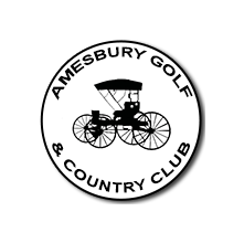 Logo of golf course named Amesbury Golf and Country Club