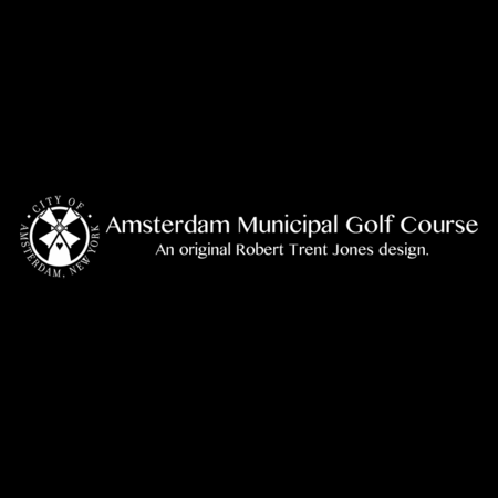 Logo of golf course named Amsterdam Municipal Golf Course