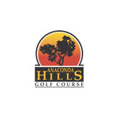 Logo of golf course named Anaconda Hills Golf Course