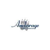 Logo of golf course named Anchorage Golf Course