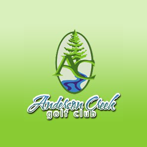 Logo of golf course named Anderson Creek Golf Club