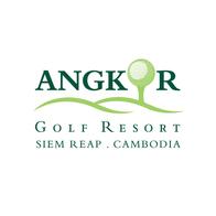 Logo of golf course named Angkor Golf Resort