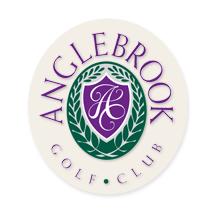 Logo of golf course named Anglebrook Golf Club