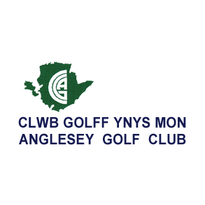 Logo of golf course named Anglesey Golf Club