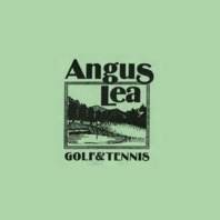 Logo of golf course named Angus Lea Golf Course