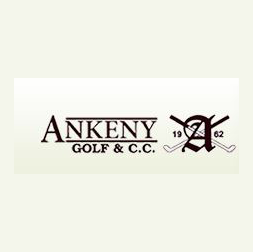 Logo of golf course named Ankeny Golf and Country Club