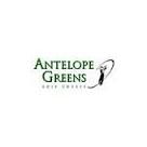 Logo of golf course named Antelope Greens Golf Course