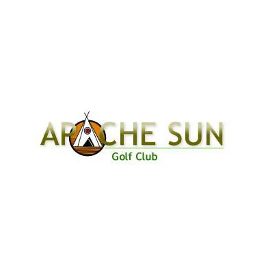 Logo of golf course named Apache Sun Golf Club
