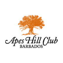 Logo of golf course named Apes Hill Club