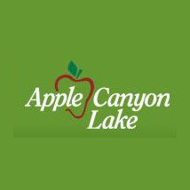 Logo of golf course named Apple Canyon Lake Golf Course