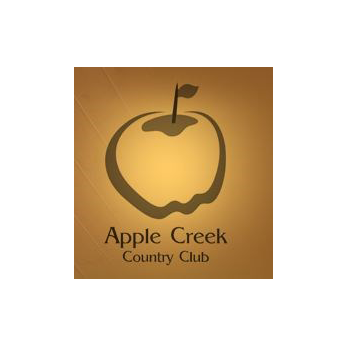 Logo of golf course named Apple Creek Country Club