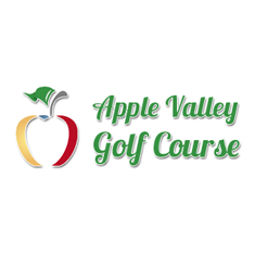Logo of golf course named Apple Valley Golf Course