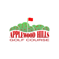 Logo of golf course named Applewood Hills Golf Course