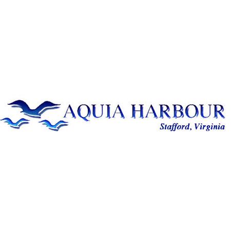 Logo of golf course named Aquia Harbour Golf and Country Club