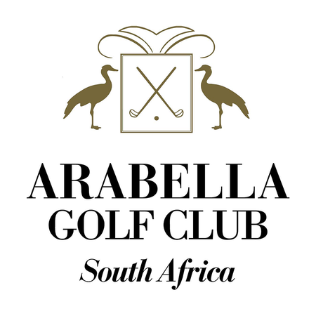 Logo of golf course named Arabella Country Estate
