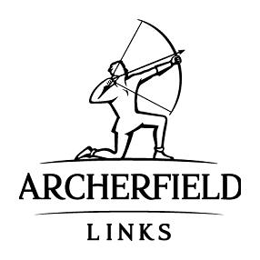 Logo of golf course named Archerfield Links - Dirleton Links