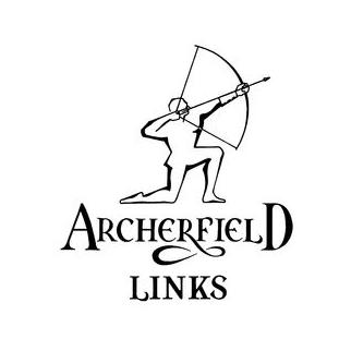 Logo of golf course named Archerfield Links - Fidra