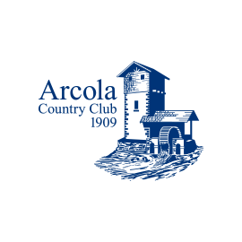 Logo of golf course named Arcola Country Club
