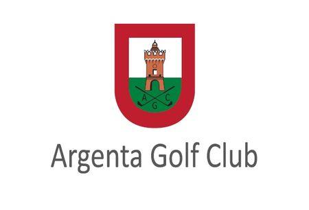 Logo of golf course named Argenta Golf Club