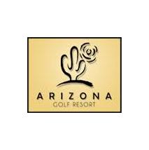 Logo of golf course named Arizona Golf Resort