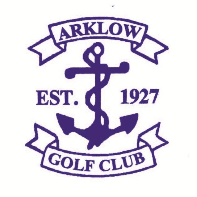 Logo of golf course named Arklow Golf Club