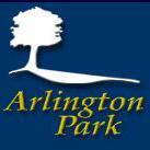 Logo of golf course named Arlington Park Golf Course