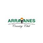 Logo of golf course named Arrayanes Country Club