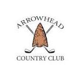 Logo of golf course named Arrowhead Country Club