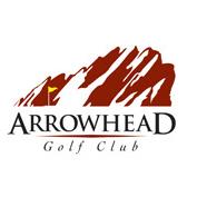 Logo of golf course named Arrowhead Golf Club